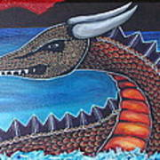 Dragon Three Art Print