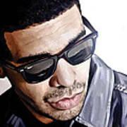 Drake Artwork 1 Art Print