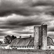 Dramatic Skies  Print by JC Findley