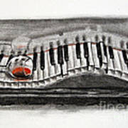The Piano Has Been Drinking... Art Print