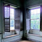 Drayton Interior Window 2 Art Print