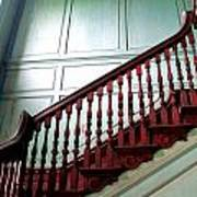 Drayton Staircase 1 Art Print