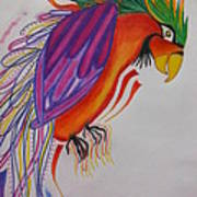 Dream Bird Art Print