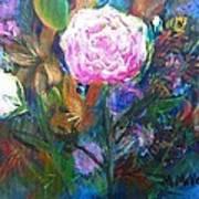Dream Garden Art Print