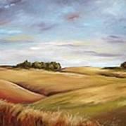 Dream Land Art Print by Paula Marsh