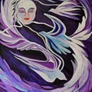 Dream On Little Soul Art Print