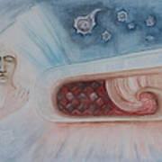 Dream Spiral Art Print