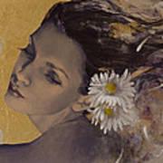Dream Traveler Art Print by Dorina  Costras