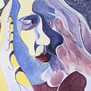 Dreamface Art Print