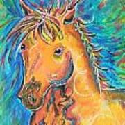 Dreamhorse Art Print