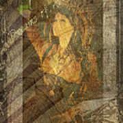 Dreams Of Absinthe - Steampunk Art Print