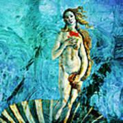 Dreams Of Venus Art Print
