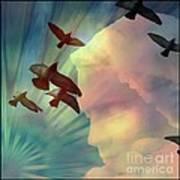 Of Lucid Dreams / Dreamscape 6 Art Print