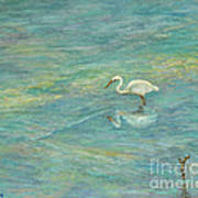 Dreamy Bird Art Print