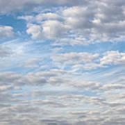 Dreamy Sky Art Print