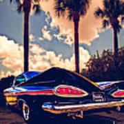 Dreemy 59 Impala - How Do U Live W/o It? Art Print