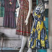 Dresses For Sale Art Print