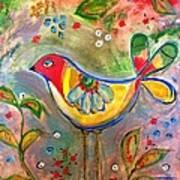 Drew Bird Art Print