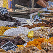Dried Fruits Art Print