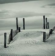 Drifting Dunes Print by Tom McGowan