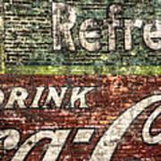Drink Coca-cola 1 Art Print