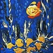 Drizzlefish Art Print