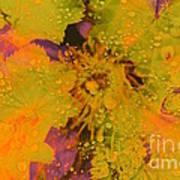 Droplets Two Art Print