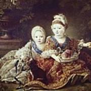 Drouais, Fran�ois Hubert 1727-1775. The Art Print
