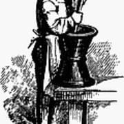 Druggist, 19th Century Art Print