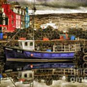 Tobermory Isle Of Mull Art Print