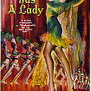 Du Barry Was A Lady, Us Poster, 1943 Art Print