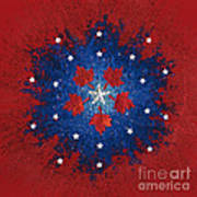 Dual Citizenship 2 Art Print by First Star Art