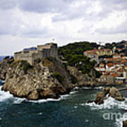 Dubrovnik In Focus Art Print