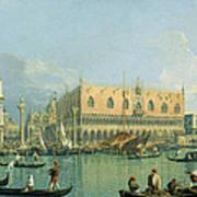 Ducal Palace   Venice Art Print