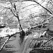 Duck River At Old Stone Fort Art Print by   Joe Beasley