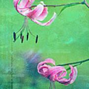 Duet - 9t01b Art Print