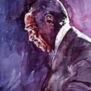 Duke Ellington Mood Indigo Sounds Art Print