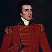 Duke Of Wellington (1769-1852) Art Print