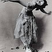 Duncan, Isadora 1878-1927. � Art Print