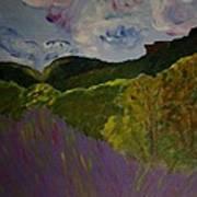 Dundas Peak Art Print