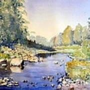 Dundas Valley Art Print