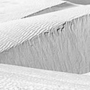 Dune Abstract, Paryang, 2011 Art Print
