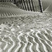 Dune Patterns II Art Print