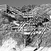 Dune Steps 02 Art Print