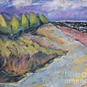 Dunes II Art Print