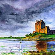 Dunguaire Castle Ireland Art Print