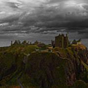 Dunotar Castle Art Print