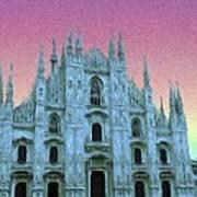 Duomo Di Milano Art Print