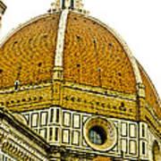 Duomo Florence Italy Art Print