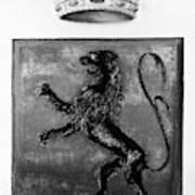 Duquesne Coat Of Arms Art Print